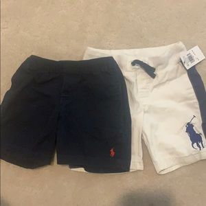 4T boys Polo Ralph Lauren shorts